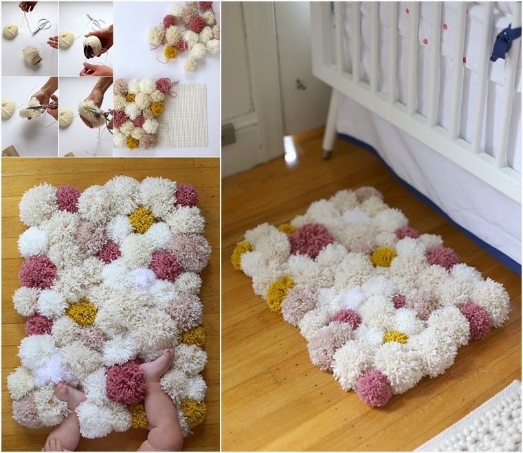 Easy Tutorials Will Teach You How To Make A Rug At Home - Diy rugs projects