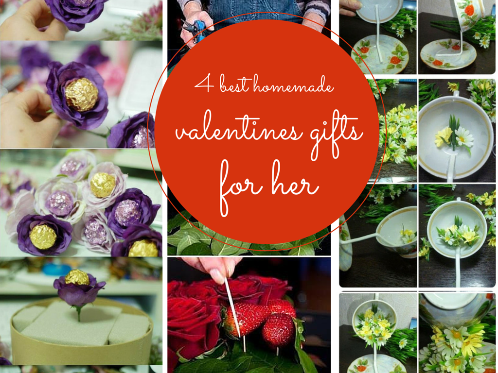 4 best homemade valentines gifts for her to show love for Best valentines gifts for her