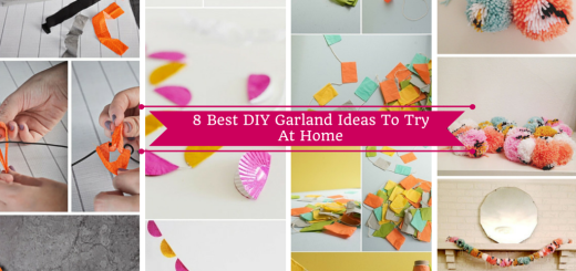 Best DIY Garland Ideas To Try At Home