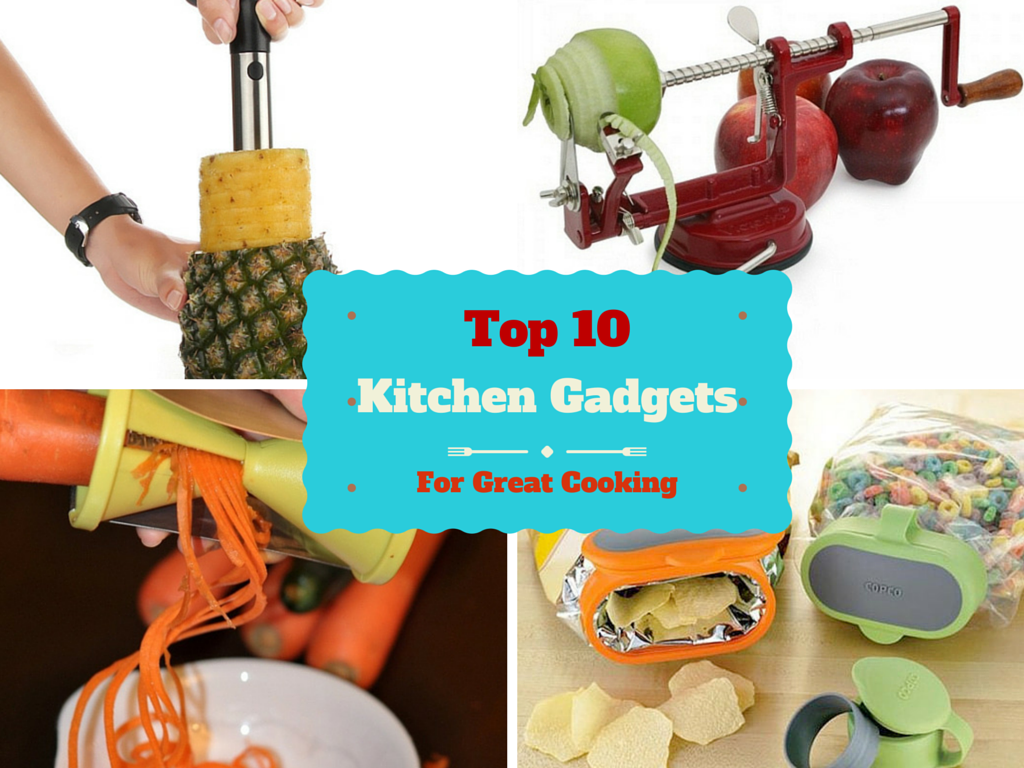 Top 10 Kitchen Gadgets Under 25$: Monday Coolest Kitchen Gadgets Series #1