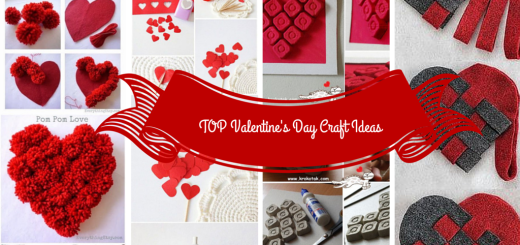 Valentine's Day Craft Ideas 1