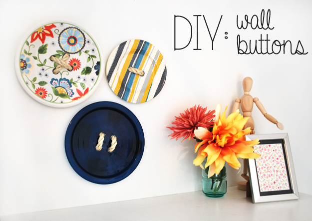 diy button crafts button wall decor
