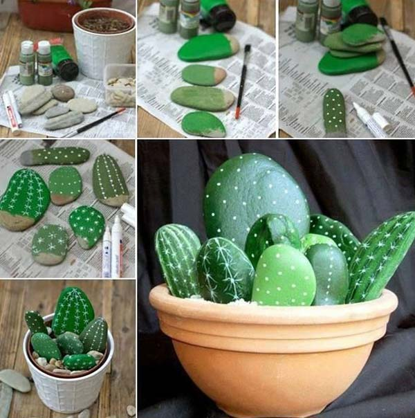 Handmade Cheap Garden Decor Ideas To Upgrade Garden - Outdoor diy projects