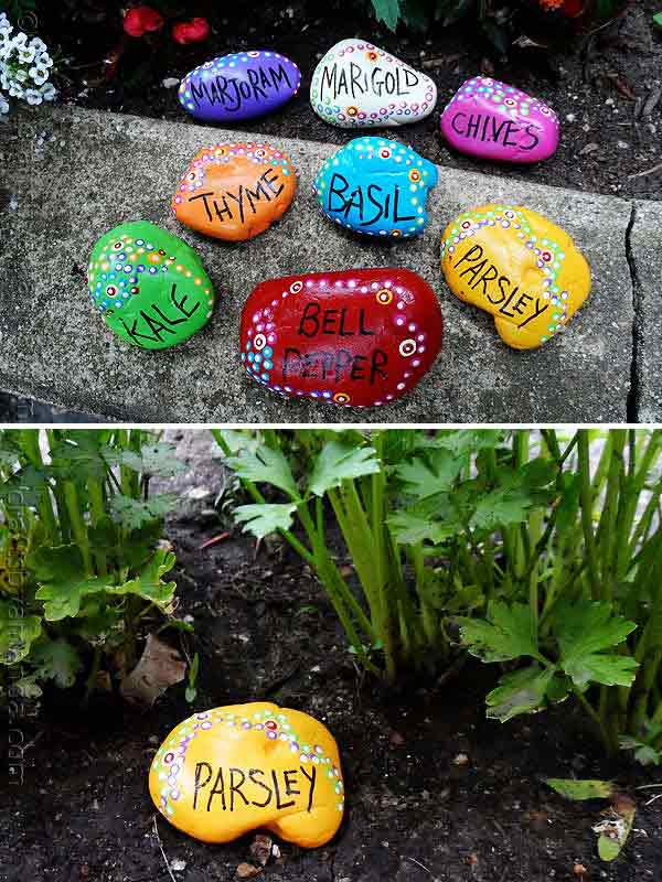 19 Handmade Cheap Garden Decor Ideas To Upgrade Garden on Easy Diy Garden Decor id=83580