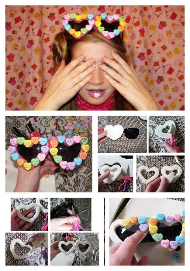 5 DIY Designer Sunglasses for Women. Its Crazy! Part II
