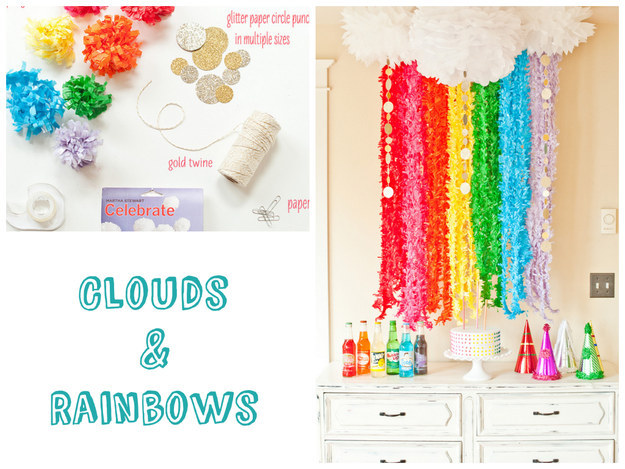 diy photo backdrop for party decoration