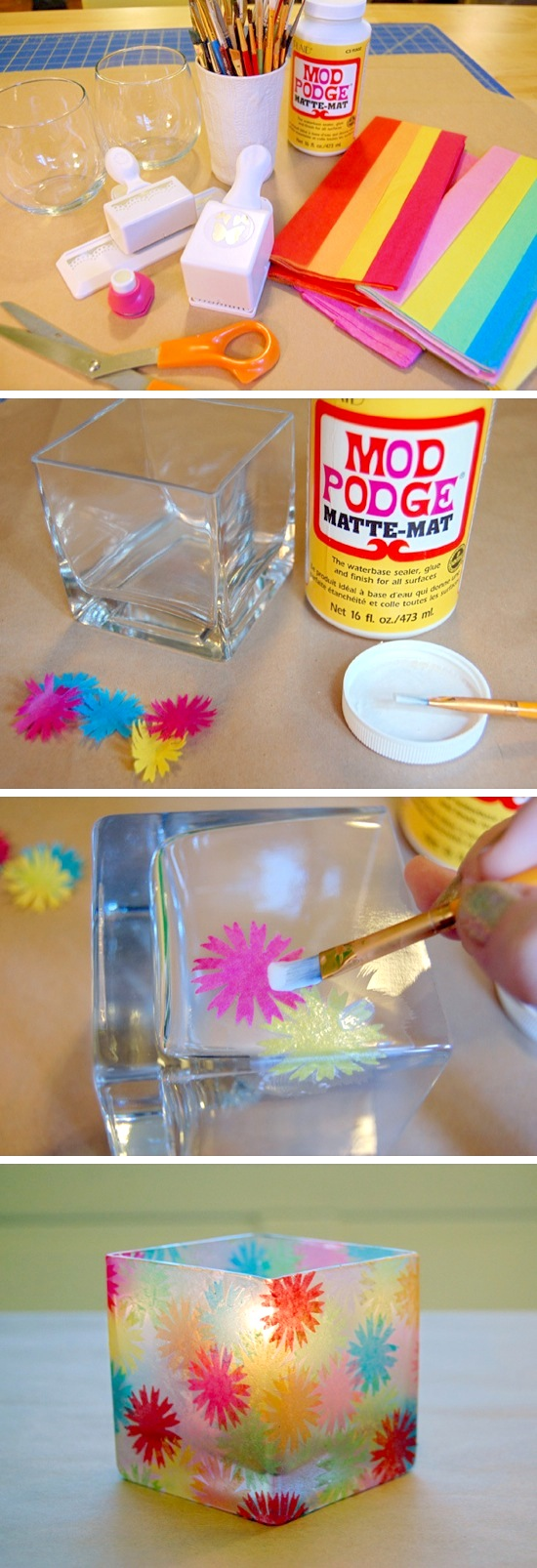 Fun easy at home projects
