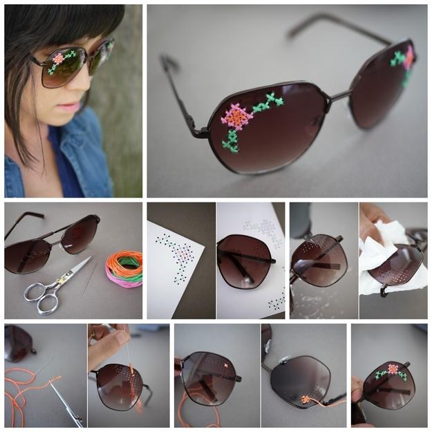 diy sunglasses frame