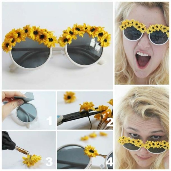 Top 5 DIY Designer Sunglasses For Women. Its Crazy. Part II