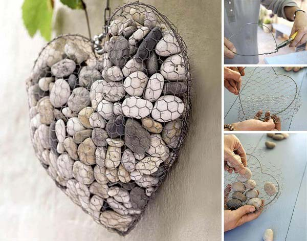 easy homemade garden decorations