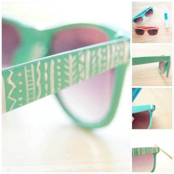 handmade designer sunglasses
