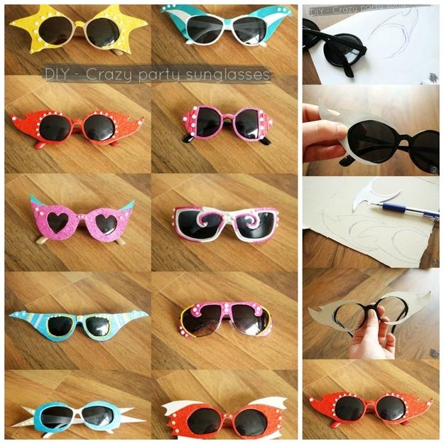 handmade eyeglass frames