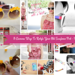 7 DIY Sunglasses Tutorials To Get Rid of Old Sunglass Frames. Its so stylish