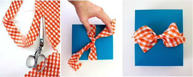 how to gift wrap a present