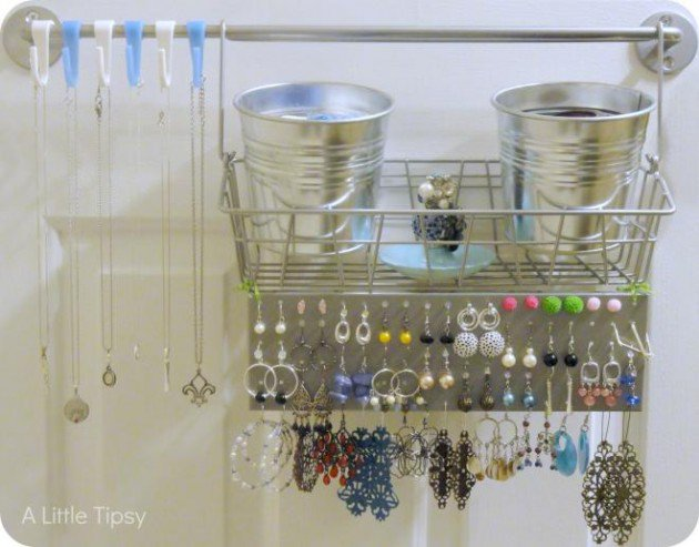 how to make diy jewelry board ideas