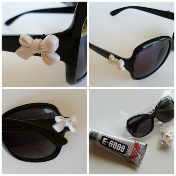 sunglass decorating ideas
