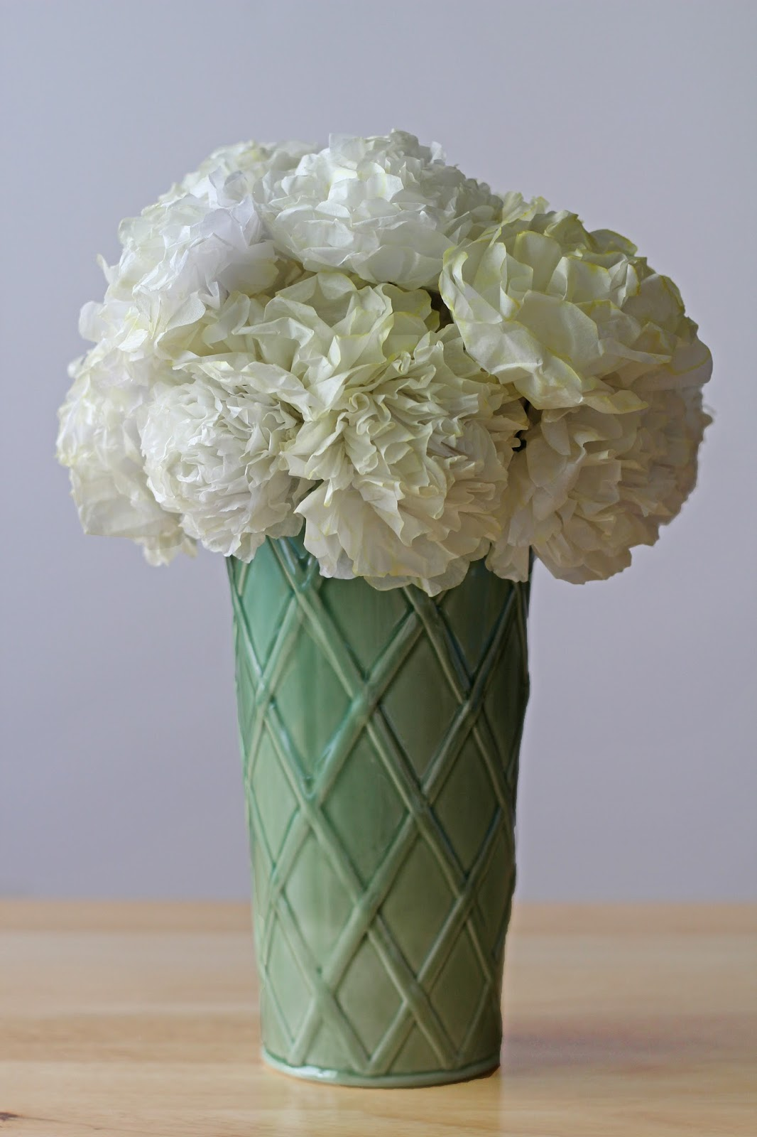 tissue paper flowers diy4
