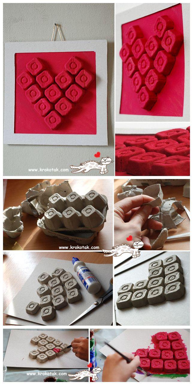 valentine's day heart craft ideas