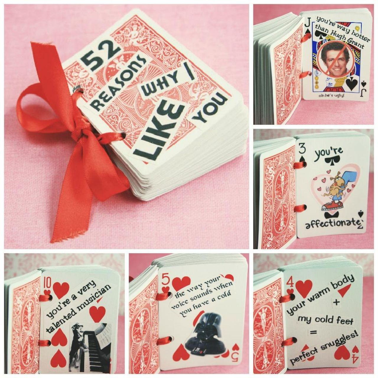 17 last minute handmade valentine gifts for him On valentines day card ideas for him