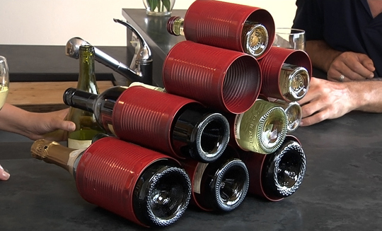 DIY Handmade Tin Can Crafts and Projects Reuse of Tin Cans