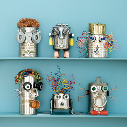 DIY Handmade Tin Can Crafts and Projects Reuse of Tin Cans15