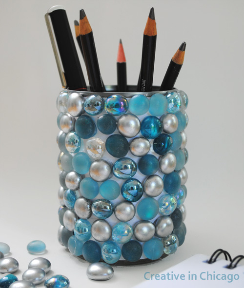 DIY Handmade Tin Can Crafts and Projects Reuse of Tin Cans4