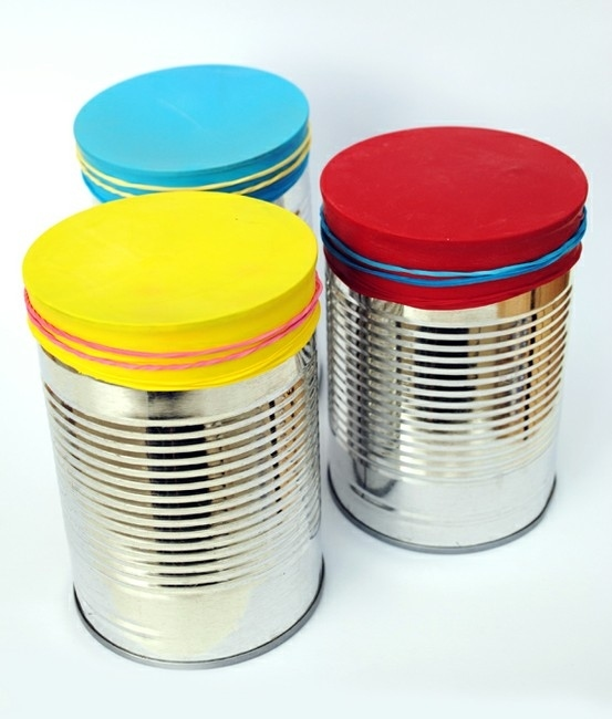 DIY Handmade Tin Can Crafts and Projects Reuse of Tin Cans9