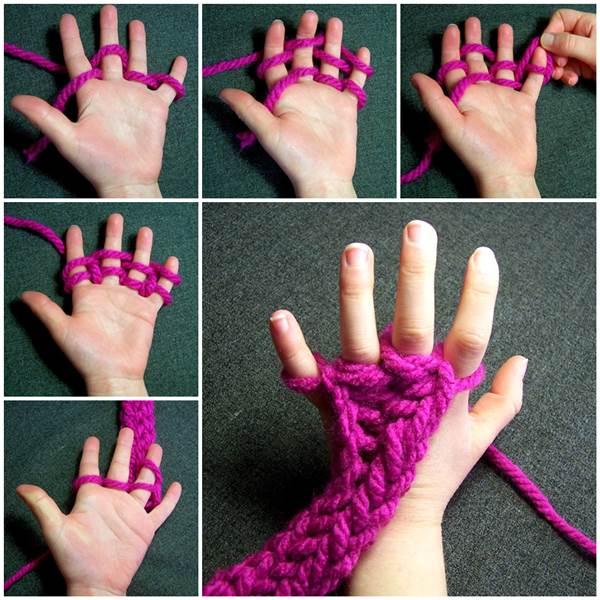 How-to-Do-Finger-Knitting