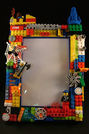 Kids Picture Frame Craft