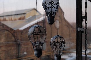 reuse recycle upcycle old lightbulbs diy crafts handmade