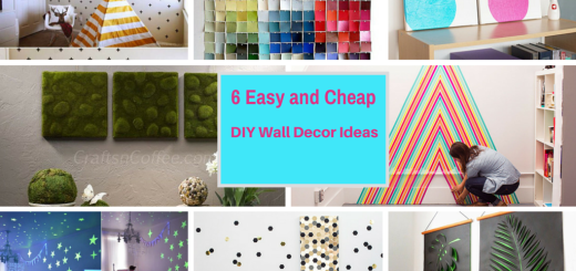 DIY Wall Decor Ideas for room