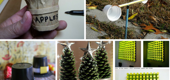 9 extremely creative and easy diy coffee cup craft ideas for Diy recycle ideas