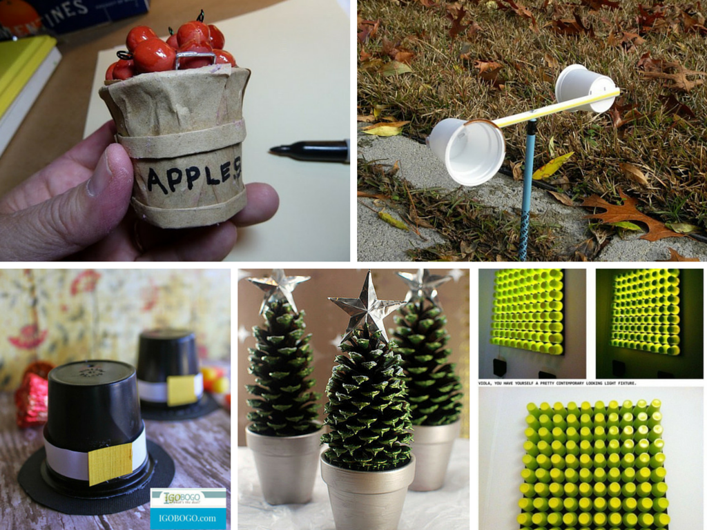 DIY keurig k cups crafts to make reuse recycle upcycle art and craft repurpose Where Are Keurig Coffee Makers Made