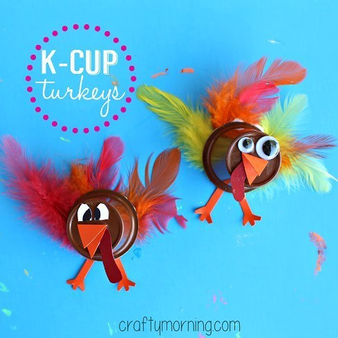 DIY keurig k cupscrafts to make reuse recycle upcycle art and craft