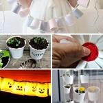 11 DIY Eco-Friendly Coffee Cup Craft Ideas: Part 1