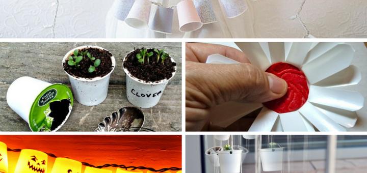 11 Diy Eco Friendly Coffee Cup Craft Ideas