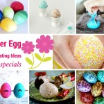 11 Really Cool DIY Easter Egg Decorating Ideas: Part 2
