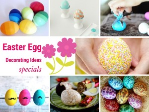 DIY unique Easter egg decorating ideas