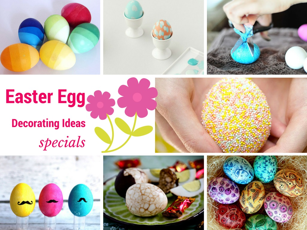 11 really cool diy easter egg decorating ideas part 2 for Easter egg ideas