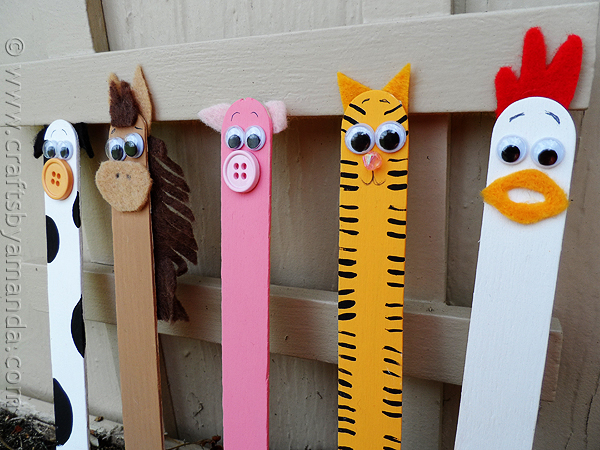 diy art and craft with ice cream sticks2