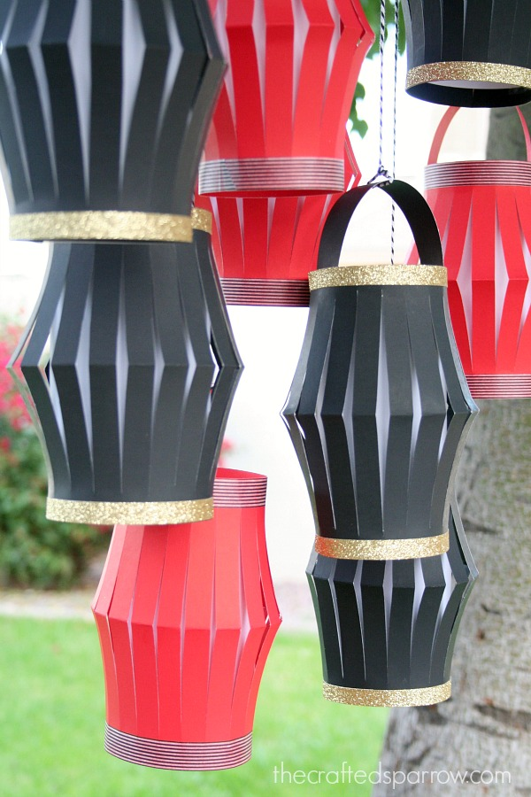 diy paper lanterns ideas lamp3