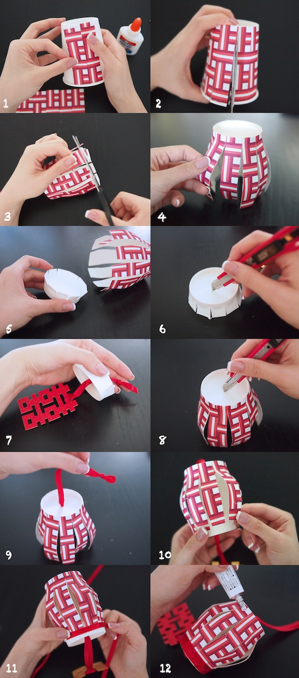 7 The Most Stunning Diy Paper Lanterns Ideas