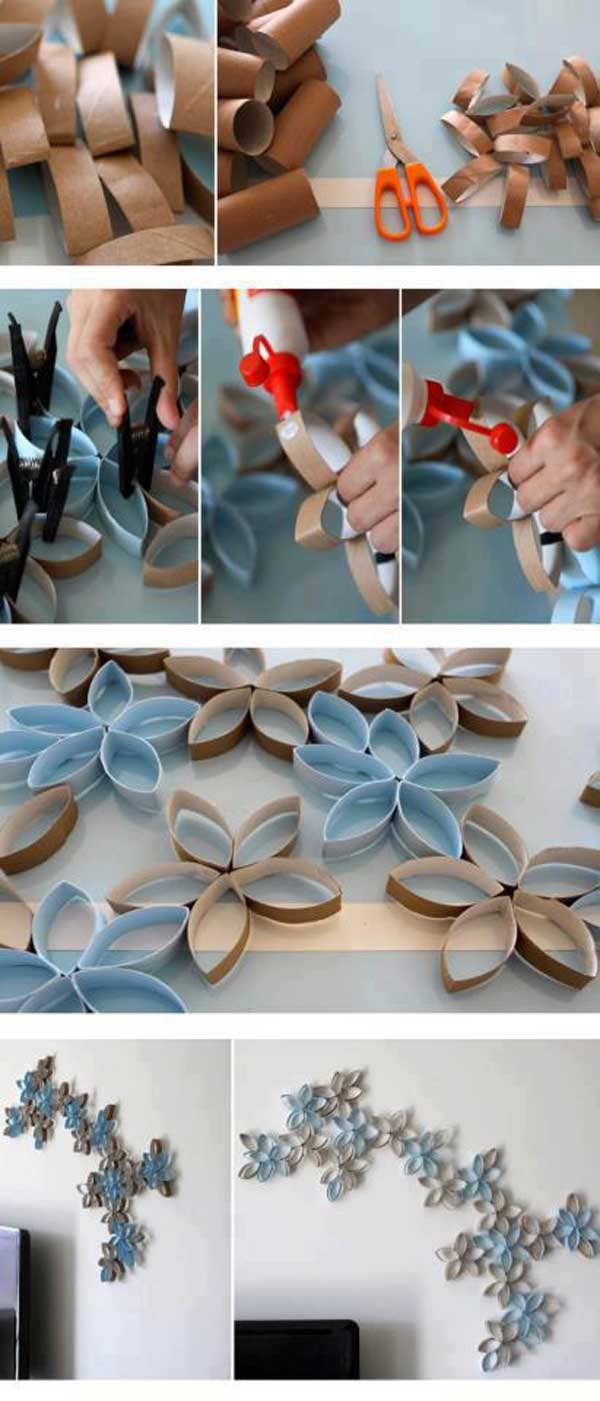 diy wall decor ideas handmade
