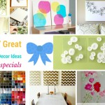 15 Great DIY Wall Decor Ideas To Make Walls Look Amazing: Part 2