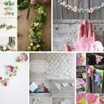 6 Pretty DIY Flower Decorations Ideas: Part 2