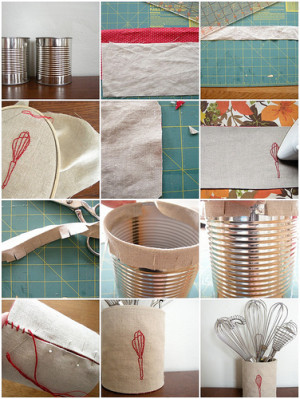 how to recycle reuse upcycle tin cans1
