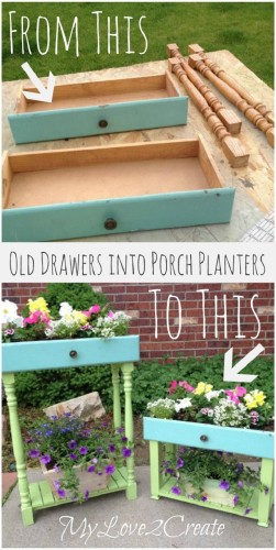 Low-Budget DIY Garden Pots and Containers5