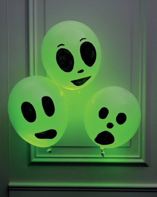 diy balloon decoration ideas for halloween