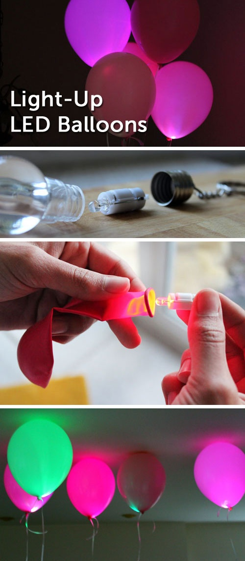 diy balloon decoration ideas for home party11