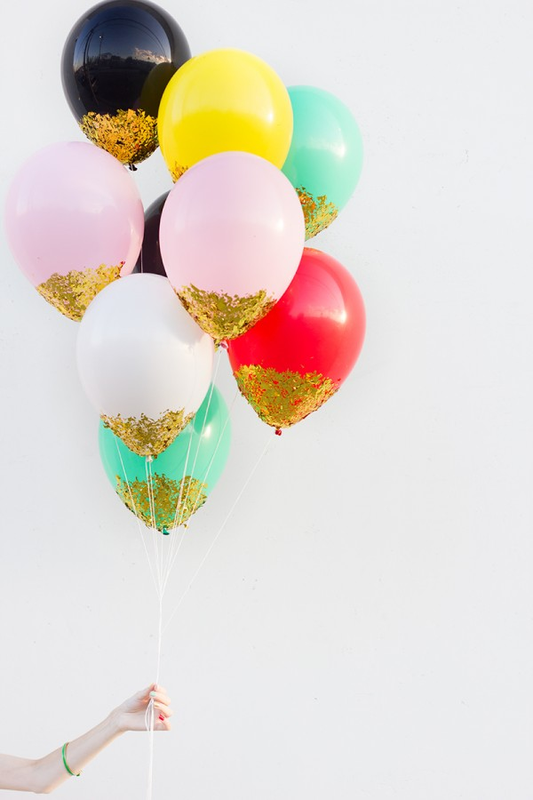 diy balloon decoration ideas for home party2